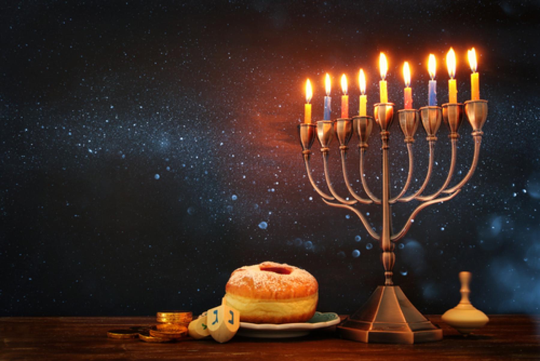 Chanukka: a fény ünnepe